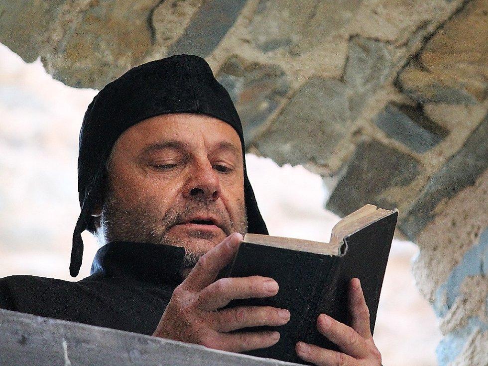 Jan Hus opět kázal na Krakovci