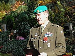 V Rakovníku uctili válečné veterány