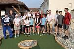 Šestnáct golfistů se sešlo v resortu v Nesuchyni, kde zápolili o co nejlepší umístění na turnaji CZPMGA JM20 MASTERS v Adventure golfu