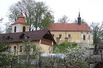 Kostel v Kounově