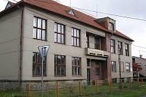 Bývalá škola ve Třtici