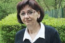 Starostka Alena Klobásová