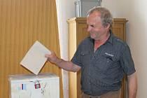 Nové volby v Srbči a Všesulově