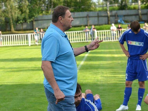 Lidé odvedle: novostrašecká fotbalová legenda Miloslav Mrázek.