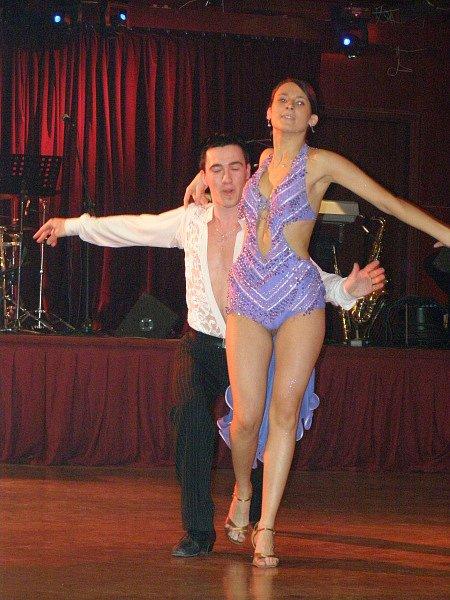 Maturitní ples třídy 4.B