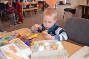 Druhý ročník Velikonočního jarmarku s tvořivými dílnami pro děti.