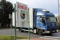 Obchvat Řevničova obci uleví od množství nákladní i osobní dopravy, která ji doteď trápila.