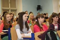 Seminář na téma nový občanský zákoník na rakovnickém gymnáziu