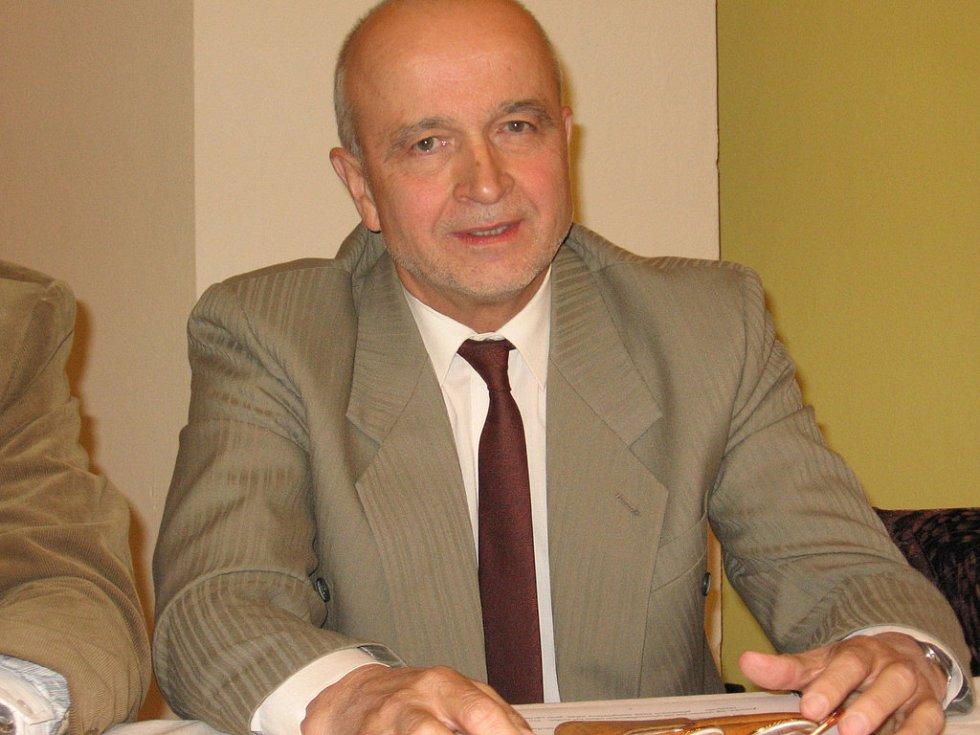 Starosta Miroslav Roček