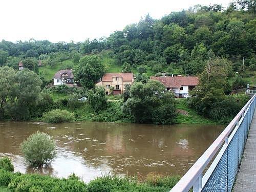 Berounka a Rakovnický potok