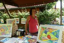 Výstava Zahrada, duše, umění