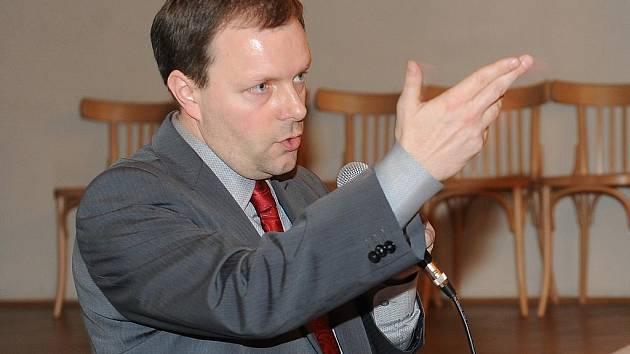 Senátor Marcel Chládek