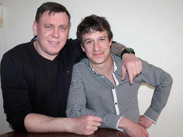 Martin Kraus a Josef Witner