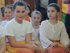 Mistrovství ČR v dětských countrytancích Rakovník 2014