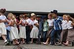 Country a western den aneb Hurá na prázdniny v letním kině v Rakovníku.