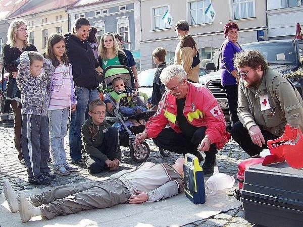 Den první pomoci
