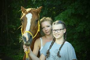 V Lišanech se uskutečnil pětidenní příměstský jezdecký tábor, který uspořádal Jezdecký klub Borský Les. V srpnu je v plánu další.