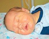 PAVEL KOROUS, PRAHA. Narodil se 10. března 2018. Po porodu vážil 3,28 kg a měřil 51 cm. Rodiče jsou Julie a Petr.Bratr Daniel.