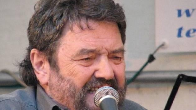 Jan Spálený a ASPM na rakovnickém Špejcharu