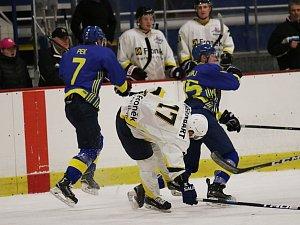 Rakovničtí hokejisté zdolali Neratovice