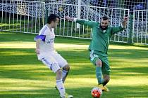 TJ Tatran Rakovník - Louny 1:1 (0:0), divize - podzim 2015