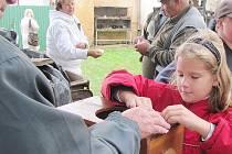 Okresní výstava drobného zvířectva v Kolešovicích