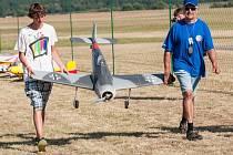 Model Air Show ilustrační foto