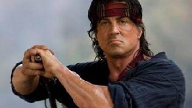 Sylvestr Stallone ve čtvrtém pokračování o Johnu Rambovi