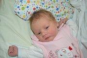 SOFIE KUPČÍKOVÁ, RAKOVNÍK Narodila se 28. března 2018. Po porodu vážila 2,7 kg a měřila 47 cm. Rodiče jsou Naďa a Rosťa.