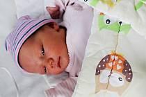 ZOE ŠOHÁJKOVÁ, PRAHA 10. Narodila se 7. května 2019. Po porodu vážila 3,10 kg. Rodiče jsou Jolana a Viktor.