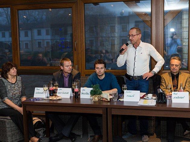 Setkání členů Okresní agrární komory v Rakovníku