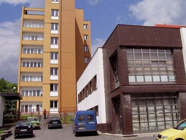 Masarykova nemocnice v Rakovníku