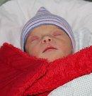 KAROLÍNA PELTANOVÁ, CHRÁŠŤANY Narodila se 15. listopadu 2017. Po porodu vážila 2,88 kg a měřila 48 cm. Rodiče jsou Daniela a Jiří.
