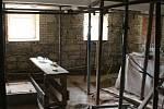 Rekonstrukce mateřské školy v Jesenici.