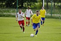 SK Pavlíkov - FK Kněževes, OP Rakovnicka -jaro 2015