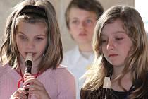 Koncert na hradě Křivoklátě