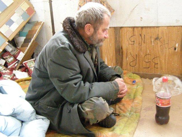 KARLOVARÁK Vladimír Odlívaný je  dle svých slov na konci svých fyzických a psychických sil.