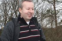 Ministr Brabec na Křivoklátsku