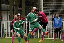 Tatran Rakovník - FK Litoměřice 2:0 (0:0), divize B - jaro 2016
