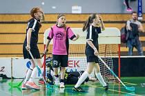 Florbalové Zebry skončily na turnaji v Ostravě druhé