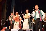 V Novostrašeckém kulturním centru se uskutečnil další ročník festivalu dechové hudby s názvem Svatomartinská křídlovka