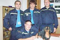 Sto dvacet let hasičů na Sýkořici