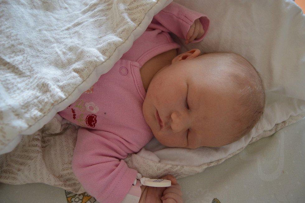 ANEŽKA KOVANDOVÁ, PRAHA. Narodila se 28. října 2019. Po porodu vážila 3,8 kg. Rodiče jsou Alice a Aleš. Bratr Josef a František, sestra Anička.