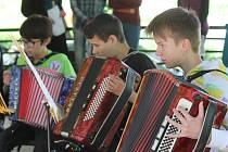Promenádní koncert žáků ZUŠ Rakovník