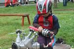 Bojovali o titul Mladý železný hasič