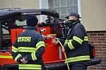 Čtyřkolky pro hasiče.