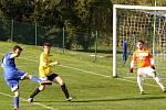 Fotbalisté Zavidova drží domácí vítěznou sérii, když tentokrát přehráli Cerhovice 5:1.