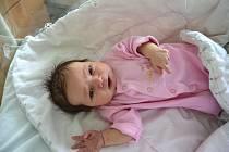 NATÁLIE UHROVÁ, LUŽNÁ. Narodila se 19. listopadu 2018. Po porodu vážila 3,3 kg a měřila 50 cm. Rodiče jsou Veronika a Jaroslav.