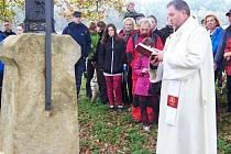 Otevření Naučné stezky Jesenicko a svěcení kaple Všech svatých v Petrohradu
