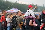 Festival Točník-Žebrák přilákal mnoho zajímavých jmen.